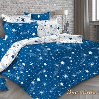 Перкаль Звёздная ночь 17140-1+комп.17141-1