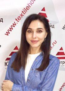 Суворова Юлия Менеджер по продажам ткани и упаковки
